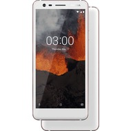 Nokia 3.1, Dual-SIM, 16 GB, white mit Vodafone Red L Sim Only Vertrag