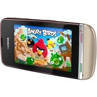 Nokia Asha 311, braun