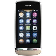 Nokia Asha 311, sandweiß