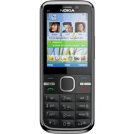 Nokia C5-00 5MP, black