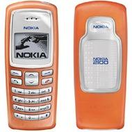 Nokia Farbige Oberschale Orange CC-3D