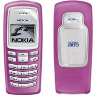 Nokia Farbige Oberschale Fuchsia CC-5D