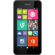 Nokia Lumia 530, inkl. grauem Cover und orange Cover
