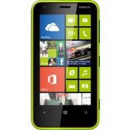 Nokia Lumia 620, lime green