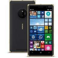 Nokia Lumia 830, weiß-gold