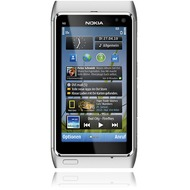 Nokia N8, silber (o2 Edition)