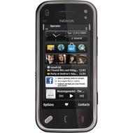 Nokia N97 mini, schwarz Vodafone-Branding