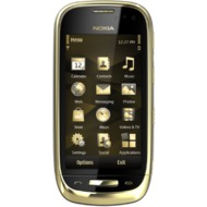 Nokia Oro, Gold Black