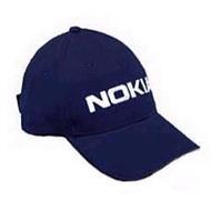 Nokia Cap Baseballkappe blau