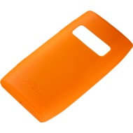 Nokia Soft Cover CC-1025 für X7-00, orange