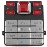 Nokia Tastaturmatte für 6300, rot