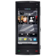 Nokia X6 16GB, black-black mit Vodafone-Branding