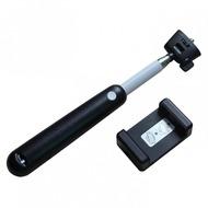 NOOSY Wireless Selfie-Stick Bluetooth schwarz/ silber BR04