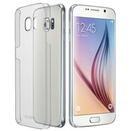 Odoyo Backcover SlimEdge für Samsung Galaxy S6, Clear