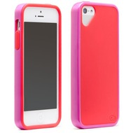 Olo Sling für iPhone 5, rot-violett