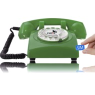 Opis 60s mobile, grün mit Telekom MagentaMobil S Vertrag