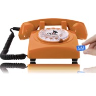 Opis 60s mobile, orange