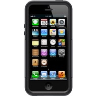 OtterBox Commuter f�r Apple iPhone 5, schwarz