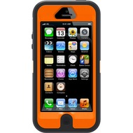OtterBox Defender Camo Realtree AP Blazed f�r iPhone 5, schwarz-orange