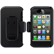 OtterBox Defender f�r iPhone 4 /  4S, schwarz