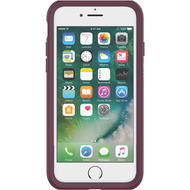 OtterBox Slim Case iPhone 8/ 7 incl. Alpha Glass, Lucent Wine