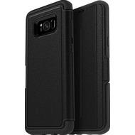 OtterBox Strada Heisman, Galaxy S8+, onyx black