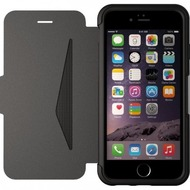 OtterBox Strada Leder-Case, Apple iPhone 6, schwarz