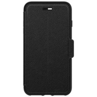 OtterBox Strada Leder-Case - Apple iPhone 7 Plus - schwarz