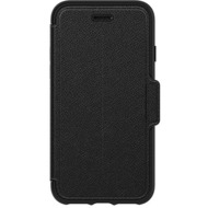 OtterBox Strada Leder-Case - Apple iPhone 7 - schwarz