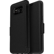 OtterBox Strada Lombardi - für Galaxy S8 - onyx black