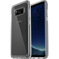 OtterBox Symmetry Lombardi, Galaxy S8, clear crystal