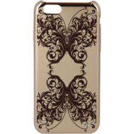 OXO Backcover Bling Butterfly für iPhone 6, Gold