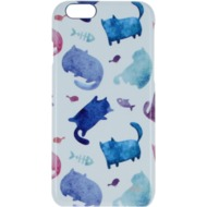 OXO Backcover Cute für iPhone 6, cats and dogs
