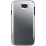OXO Backcover Full Color f.Samsung Galaxy S6 Edge, Transparent