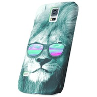 OXO Backcover Wildpride für Samsung Galaxy S5, Lion