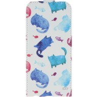 OXO Flapcase Cute für iPhone 6, cats and dogs