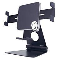 Ozaki iCarry Excavator Metall-Standhilfe für iPad/ Tablet-PC, schwarz