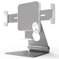 Ozaki iCarry Excavator Metall-Standhilfe für iPad /  Tablet-PC, weiß