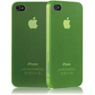 Ozaki iCoat 0.4 f�r iPhone 4 /  4S, gr�n
