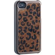 Ozaki iCoat No Extinction f�r iPhone 4/ 4S, braun