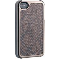 Ozaki iCoat No Extinction f�r iPhone 4 /  4S, dunkelbraun