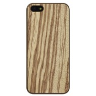 Ozaki O!Coat 0.3+ Wood für iPhone 5/ 5S/ SE, Zebrano