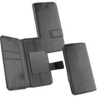 OZBO PU Tasche Diary Business 2XL - schwarz - 142x72x10mm