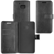 OZBO PU Tasche Diary Business - schwarz - für HTC 10