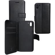 OZBO PU Tasche Diary Business - schwarz - für HTC Desire Eye
