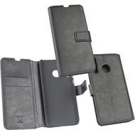 OZBO PU Tasche Diary Business schwarz komp. mit Huawei P30 Lite
