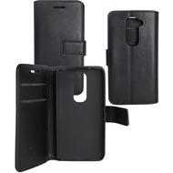 OZBO PU Tasche Diary Business - schwarz - für LG G2 Mini