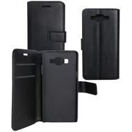 OZBO PU Tasche Diary Business - schwarz - für Samsung Galaxy A3 (2015)