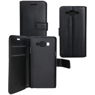 OZBO PU Tasche Diary Business - schwarz - für Samsung Galaxy A5 (2015)