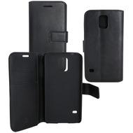 OZBO PU Tasche Diary Business schwarz komp. mit Samsung Galaxy A6 (2018)